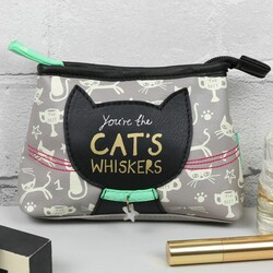 Disaster Designs 'Daydream' You're the Cat's Whiskers Make Up Bag