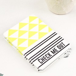 Disaster Design Arm Candy 'Check Me Out' Compact Mirror