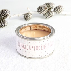 East of India 'Snuggle Up' Gingerbread Scented Candle