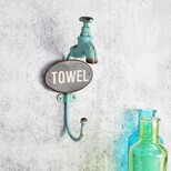 Tap Towel Hook