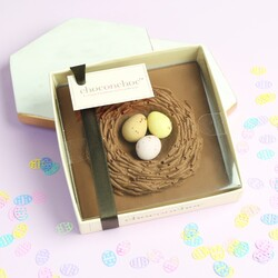 Choconchoc Chocolate Easter Nest