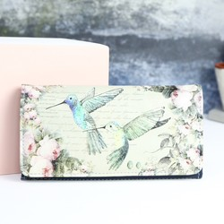 Disaster Designs Personalised The Aviary Hummingbird Wallet