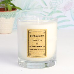 Meadow Scented Large Candle