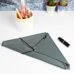 Umbra Tangram Travel Organiser in Charcoal