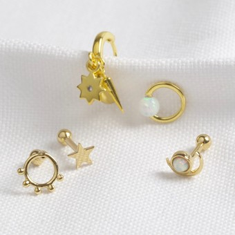 Curated Earring Set