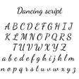 Lisa Angel Dancing Script Font