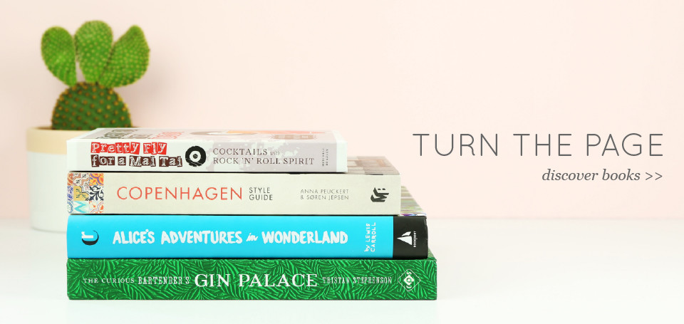Turn the Page - discover books >>