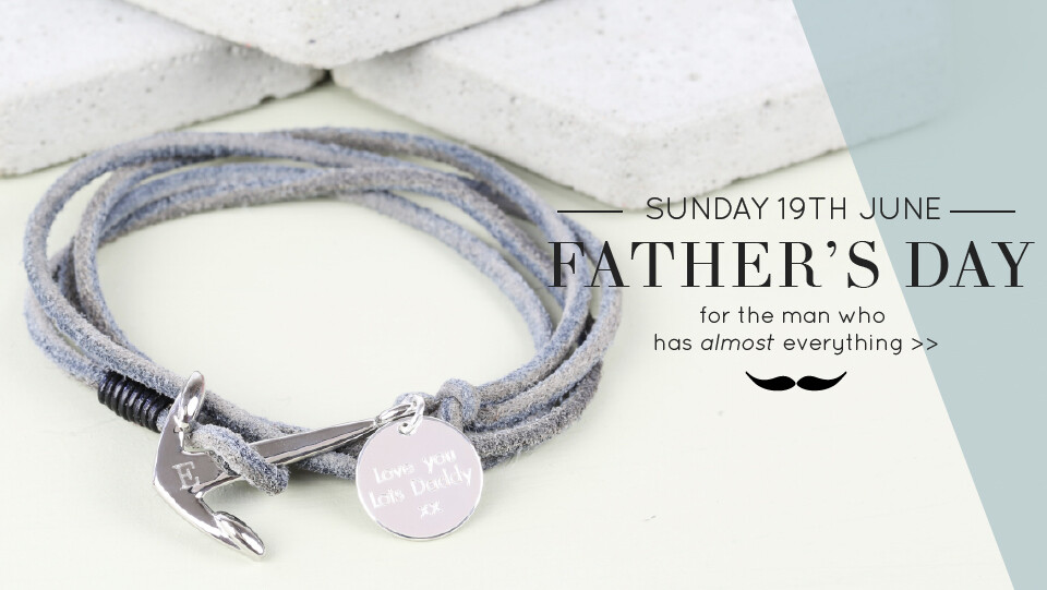 Father's Day - for the man who has almost everything >>