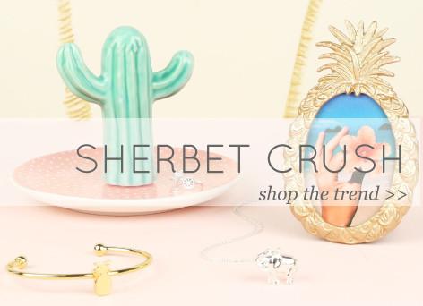 Sherbet Crush - shop the trend >>