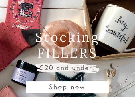 Stocking fillers - Shop gifts under £20 >>