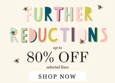 Further sale reductions - Shop all sale >>