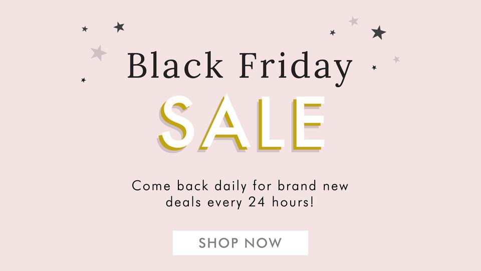 Black Friday Sale - Shop now >>