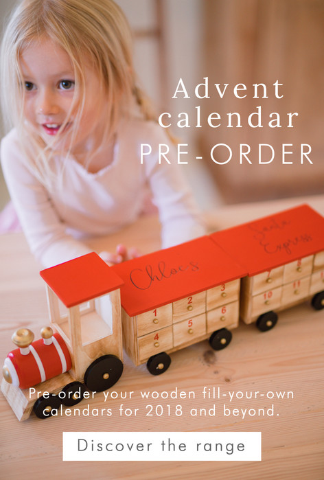 Advent calendar pre-order - pre-order now >>
