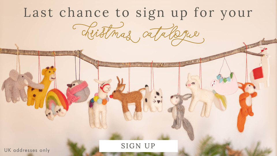 Lisa Angel Christmas Catalogue sign up - Sign up >>