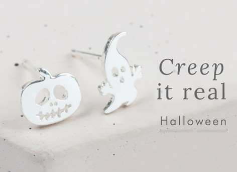 Halloween jewellery and decor - Shop halloween >>