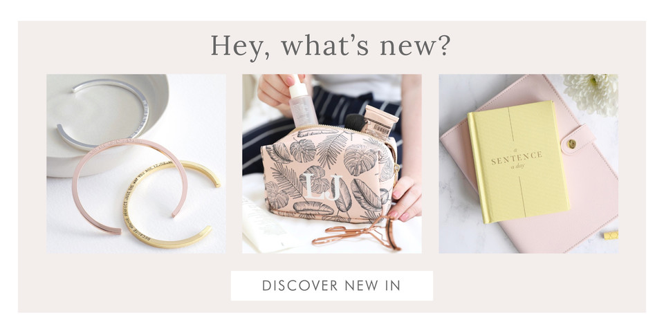 New jewellery, homeware and accessories - Shop new in >>