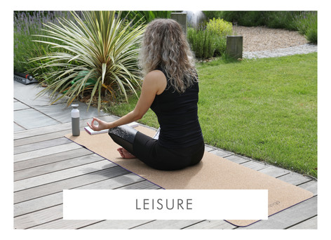 Yoga and leisure accessories - Shop leisure accessories >>