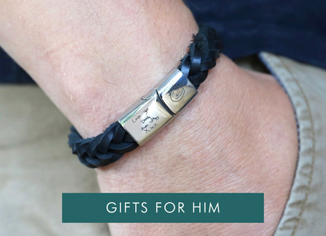 Christmas gifts for him - Shop men's gifts >>