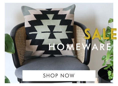 Homeware Sale - Shop discount homeware >>