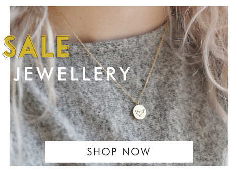 Jewellery sale - Shop discount jewellery >>