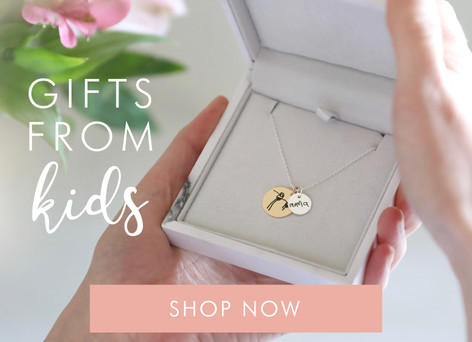 Mother's Day gifts from kids - Gifts for mum from children >>