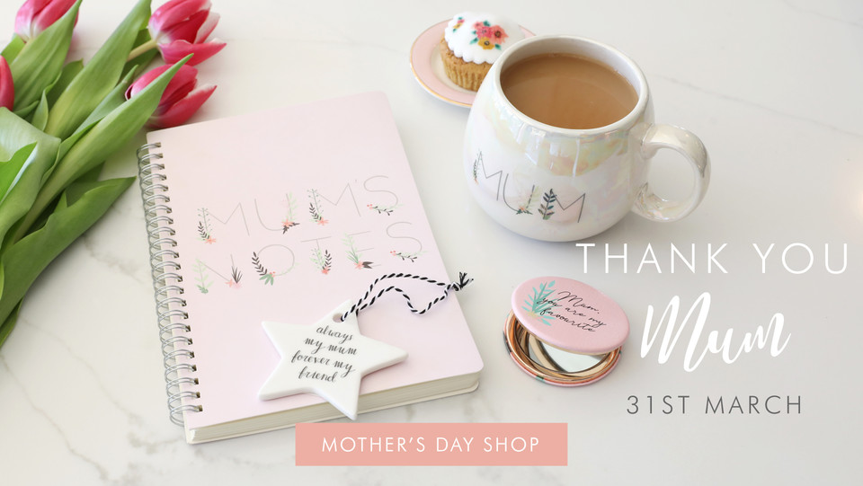 Mother's Day gifts - Shop gifts for mum >>