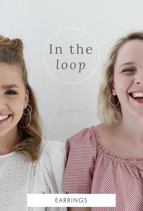 In the loop - Shop earrings >>
