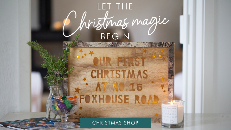 Christmas Shop - Shop Christmas gifts and decorations >>