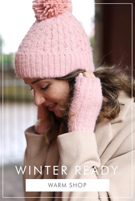 Lisa Angel Warm Shop - Shop winter accessories >>