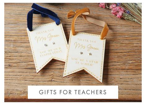 Gifts for teachers - Shop thank you teacher gifts >>
