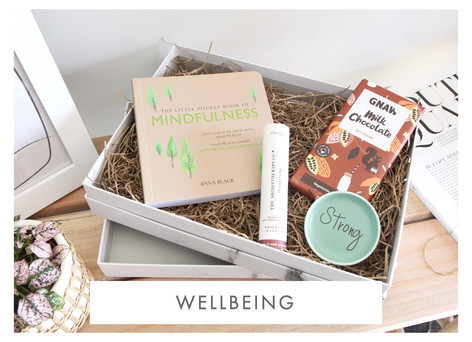 Wellbeing - Shop wellbeing gifts and accessories >>
