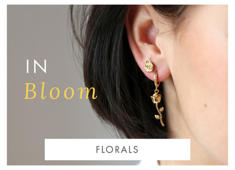 Floral jewellery, accessories and homeware - Shop florals >>