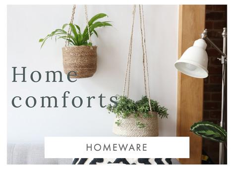 Homeware - Shop home accessories >>