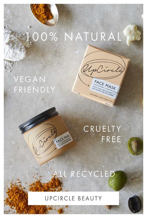 Upcircle 100% natural beauty - Shop upcircle beauty >>