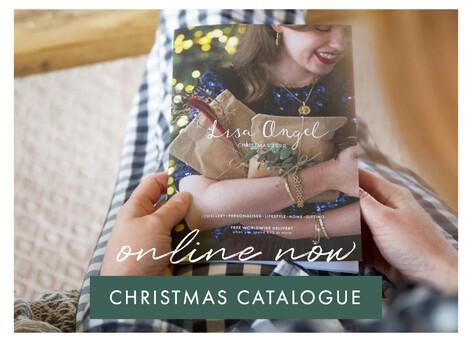 Lisa Angel Christmas catalogue - Read the Lisa Angel Christmas catalogue online >>