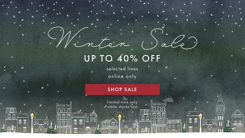 Lisa Angel winter sale - Shop sale jewellery, homeware, accessories >>