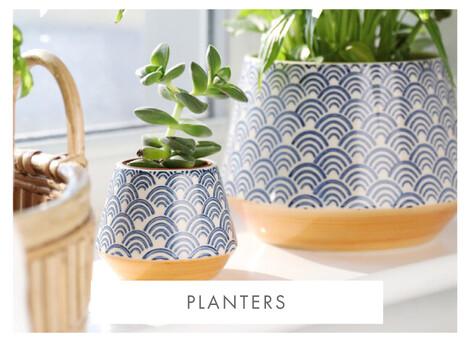 Planters - Shop indoor plant pots >>