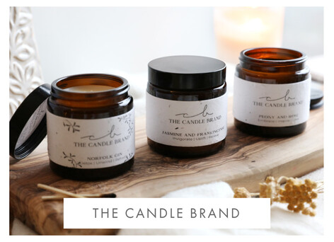 The Candle Brand - Shop candles >>
