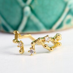 Adjustable Constellation Ring