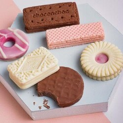Choconchoc Chocolate Biscuit Box
