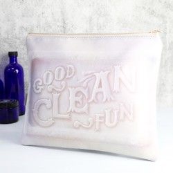 Disaster Designs Apothecary Soap Wash Bag