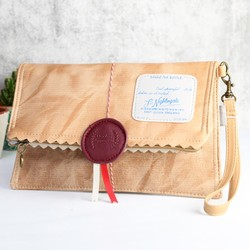 Disaster Designs Apothecary Clutch Bag