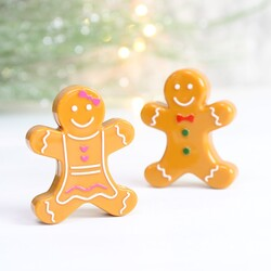 Mr & Mrs Gingerbread Lip Balm Set