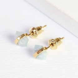 Orelia Semi-Precious Stud Earrings