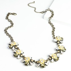 Statement Buttercup Necklace