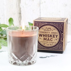 Temerity Jones Whiskey Scented Candle
