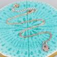 Handmade Rose Gold Hamsa Hand Necklace