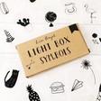 lISA aNGEL Hand Drawn Symbols Pack for LED Light Boxes