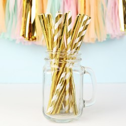 Temerity Jones Boudoir Party Paper Straws