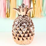 Temerity Jones Copper Pineapple Ice Bucket